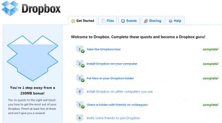 Подробный обзор сервиса Dropbox
