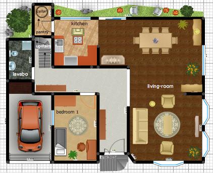 Онлайн веб сервисы для планировки квартир