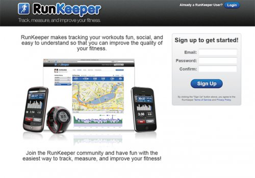Обзор сервисов для любителей бега