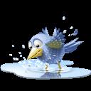 11.11.11 on Twitter — Визуализация твитов по всеу миру