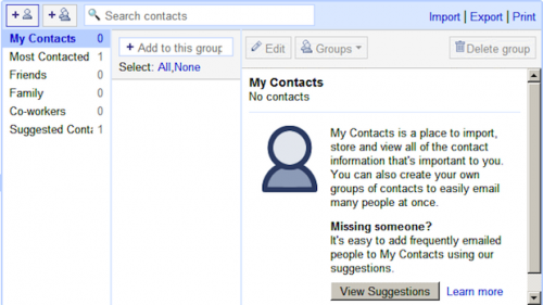 Google внедрила поддержку протокола CardDAV для сервиса контактов