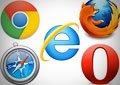 ���� Firefox ����� ���� 20%, Chrome ���� ���� �������, IE ���������