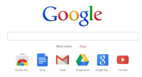 Google внедрит в Chrome главную страницу поискового сервиса в качестве страницы по умолчанию
