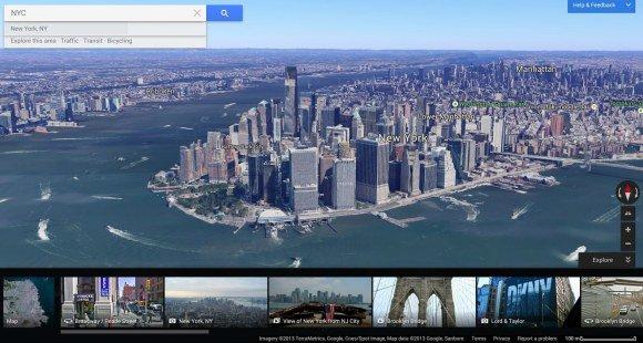 вид со спутника гугл: