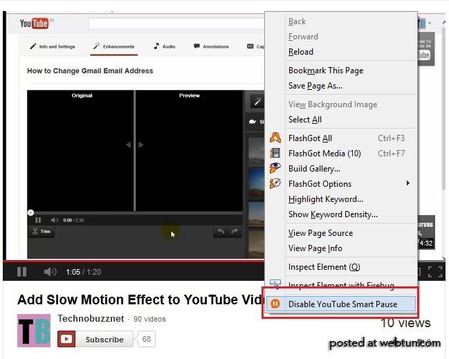 Почему в видео в ютубе нет звука