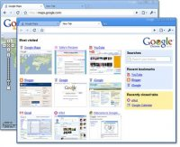 Состоялся релиз браузера Google Chrome 2.0