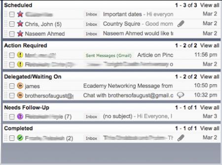 Превращаем Gmail в инструмент управлением временем