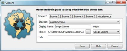 'Browser