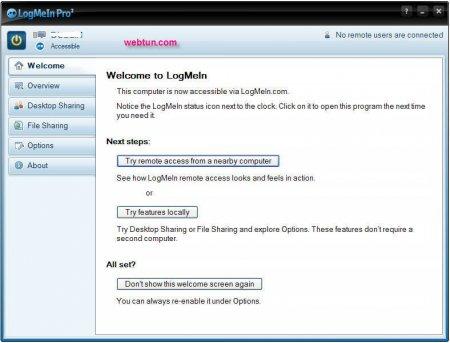 LogMeIn - Решения для персонального удаленного доступа