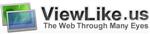 ViewLike.us - просмотр сайта в разных разрешениях