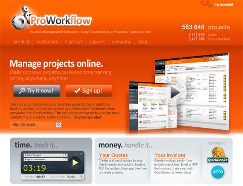 Подборка красивых и полезных веб приложений