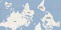 Карты мира от Google теперь и на русском языке