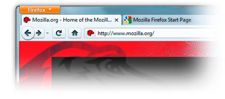 Выпущена первая бета-версия Firefox 4