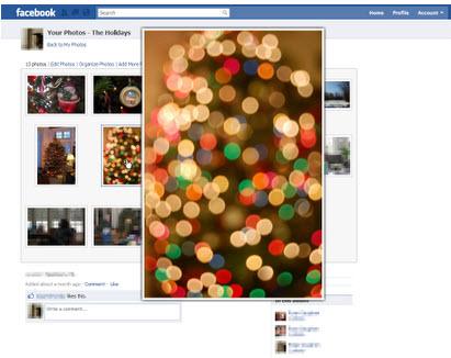 Расширение Facebook Photo Zoom