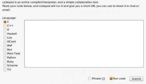 Веб инструменты для хранения отрывков кода