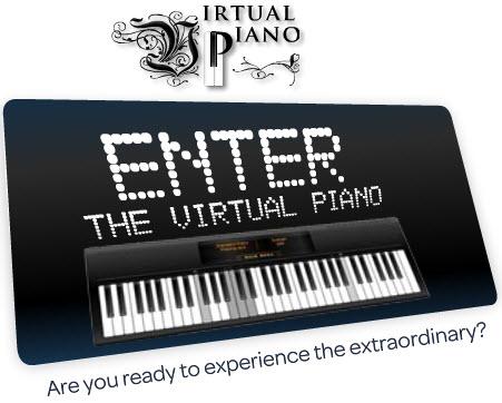 VirtualPiano – виртуальное пианино