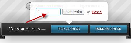 От 0 до 255 — Выбор оттенков цвета
