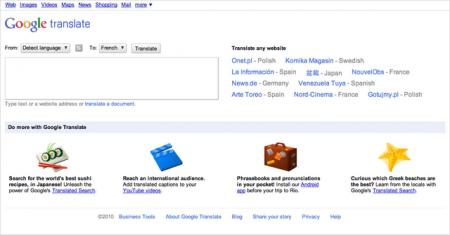 Как работает Google Переводчик