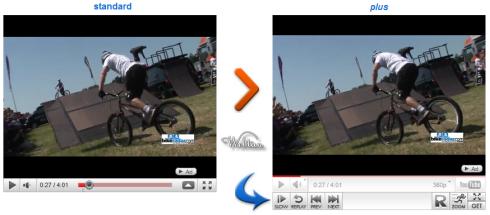 EmbedPlus — улучшаем Youtube плеер