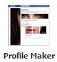 Facebook Profile Maker - Наряжаем свой профиль в фейсбук