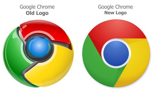 Google Chrome обновляет свой логотип с девизом «простота и скорость»