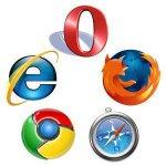 Рынок браузеров в феврале 2011 года