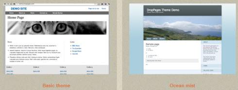 Dropbox — как бесплатный хостинг при помощи DropPages