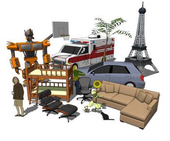 Вышел SketchUp 8 — 3D-моделирование для всех и каждого теперь и на русском