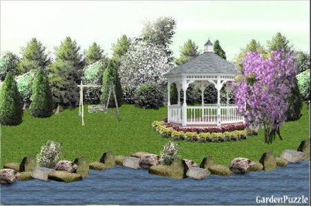 GardenPuzzle - ландшафтный дизайн за 5 минут