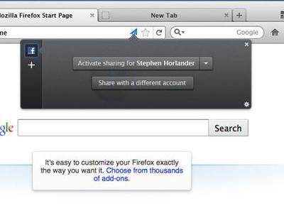 Топ-10 новых функций Firefox 5