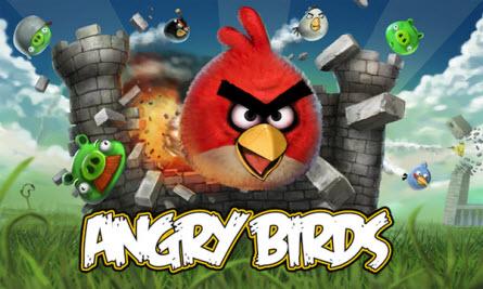 Angry Birds в виде веб-приложения
