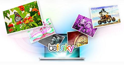 Befunky — онлайновый редактор графики