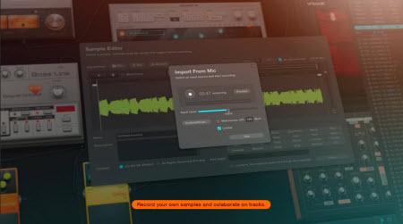 Обзор 8 онлайн редакторов звука и секвенсеров
