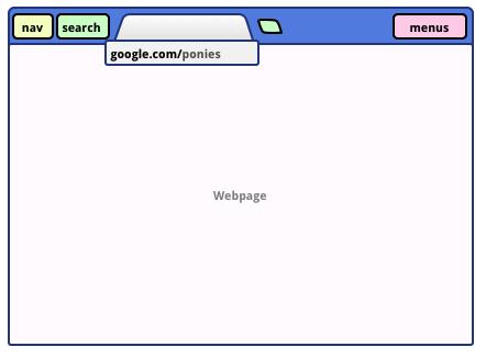 Google Chrome тестирует новый вариант интерфейса - Compact Navigation