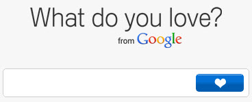 What Do You Love: ���������� ����� �� Google
