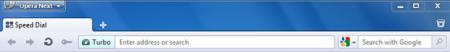 Представлен новый интерфейс браузера Opera - Featherweight