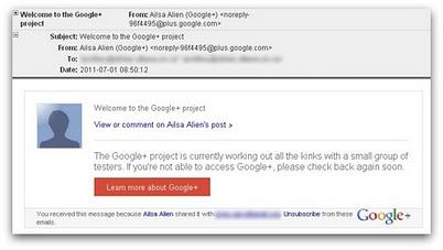 Новые функции и фишки Google+