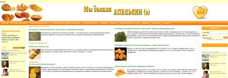 Обзор кулинарных сайтов