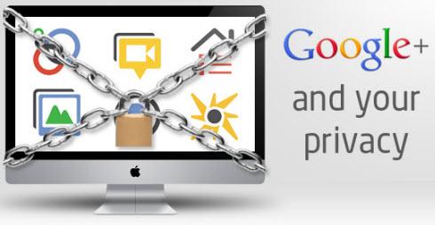 Приватность в Google +. Полезные рекомендации и опции