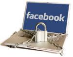 Закрываем аккаунт в Facebook на ключ