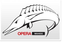 Opera 12 Wahoo отпустили в плавание