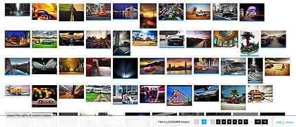 Эффективный поиск изображений в Интернете