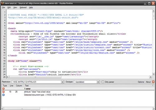 Бесплатные инструменты для валидации HTML, CSS и RSS-рассылок