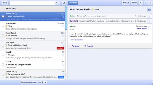 Google выпустил офлайн-версии Gmail, Calendar и Docs