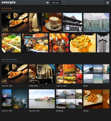 EverPix – локальный фото-сервер, загружающий фотки в нужные онлайн-хранилища