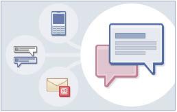 На Facebook обновился сервис Сообщения