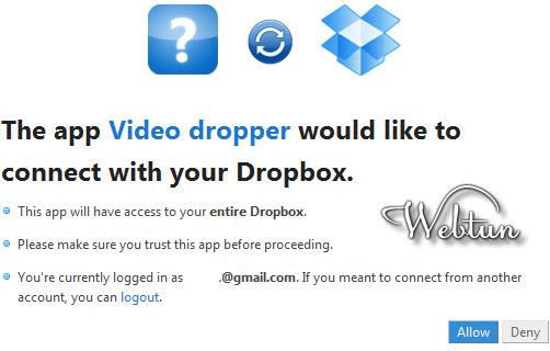Как сохранить видео с YouTube прямо в свой Dropbox