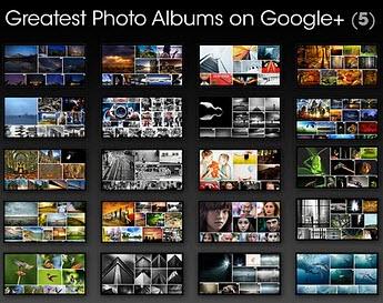 Наиболее вдохновляющие Фотоальбомы на Google+