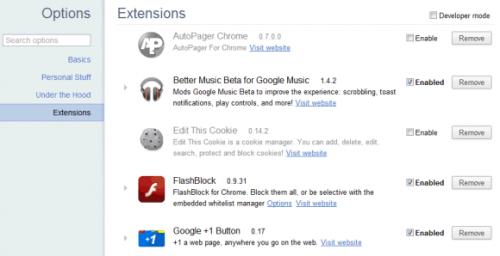 Chrome 15: что нового?
