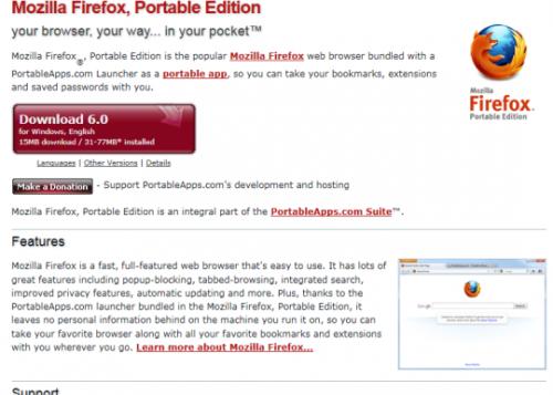5 полезных секретов Firefox